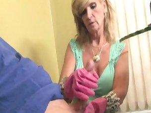 Gloves Porn Videos
