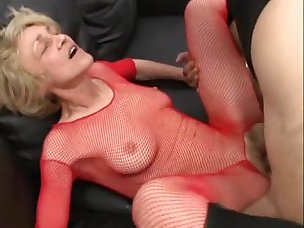 Fishnet Porn Videos